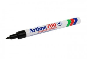 ΜΑΡΚΑΔΟΡOΣ ΑRTLINE N. 700 ΣΤΡΟΓΓΥΛΗ ΜΥΤΗ 0,7mm